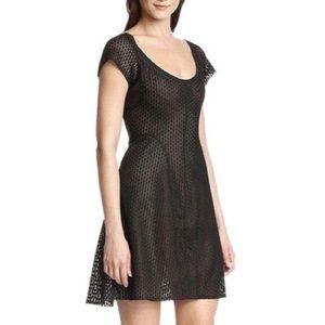 Anthro Byron Lars Beauty Mark Corset Dress Size 4